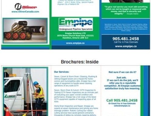 Empipe Brochure