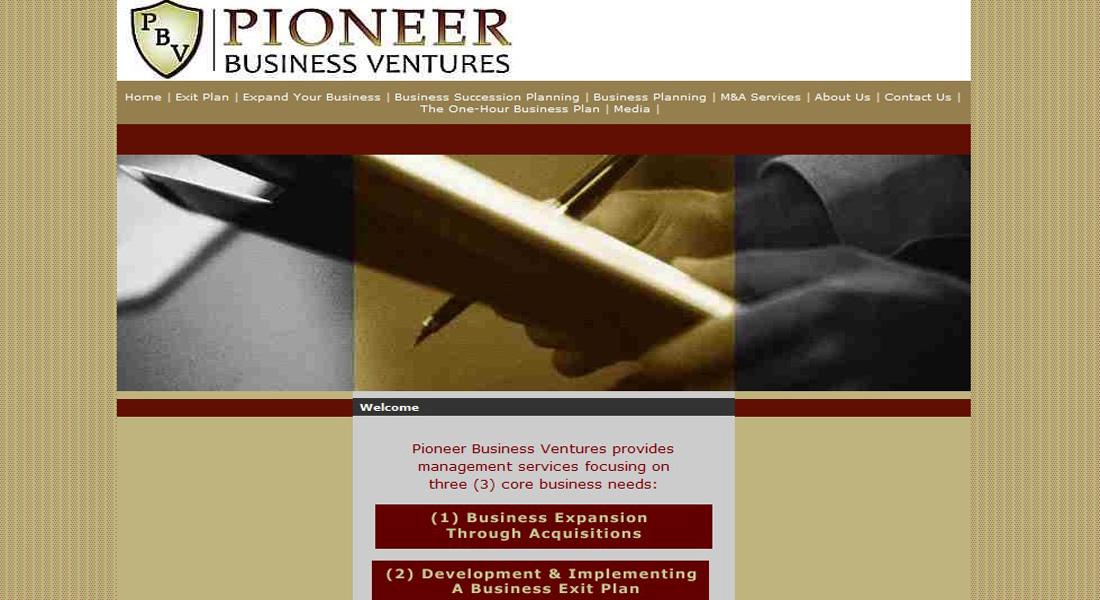 Pioneer Business Ventures