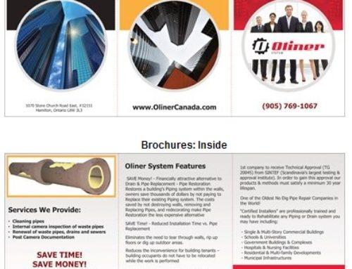Oliner Brochure