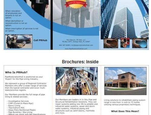 PRHub Brochure