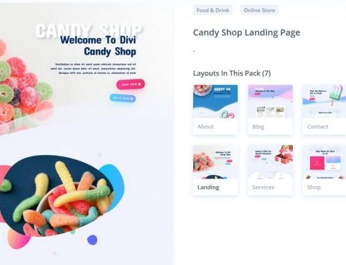 Candy DIVI